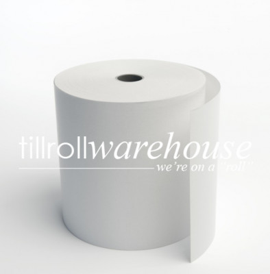 57 x 57 x 12.7mm Core Single Ply A Grade Rolls Boxed 20s - 184